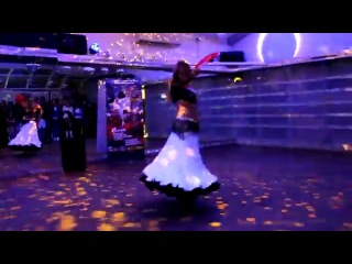 arabe flamenco andalusia (belly dance)